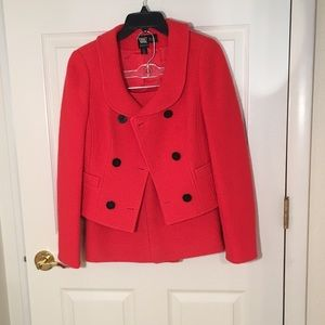 """Worth """"Legally Blonde"""" skirt suit"""